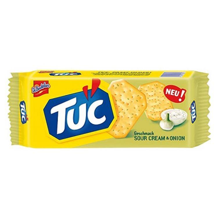 LU TUC SOUR CREAM & ONION 100g
