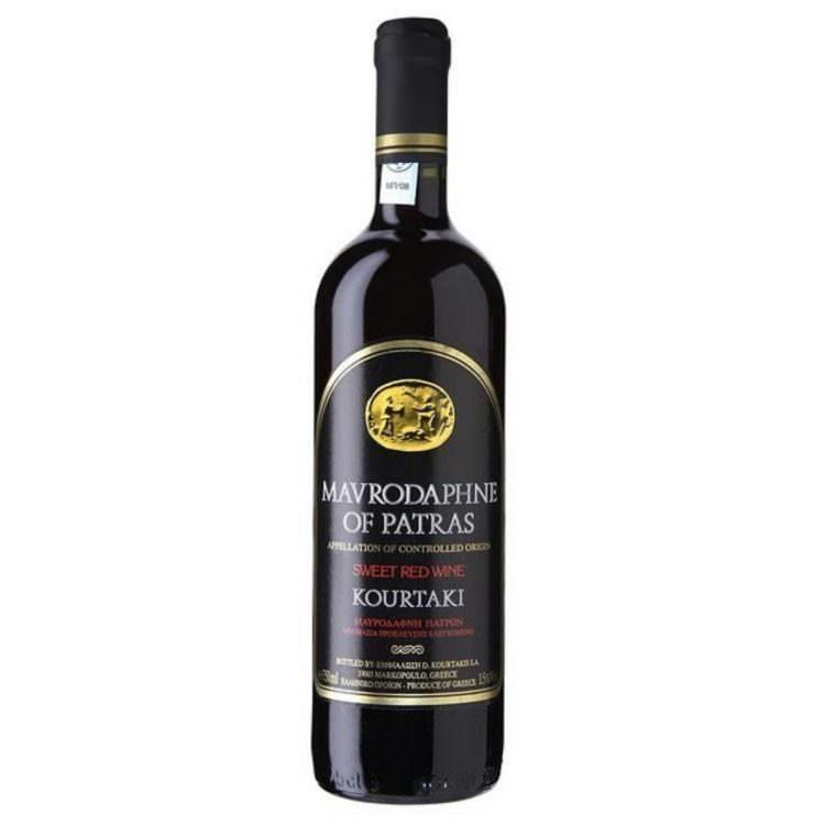 MAVRODAFNE OF PATRAS WINE 0,75L