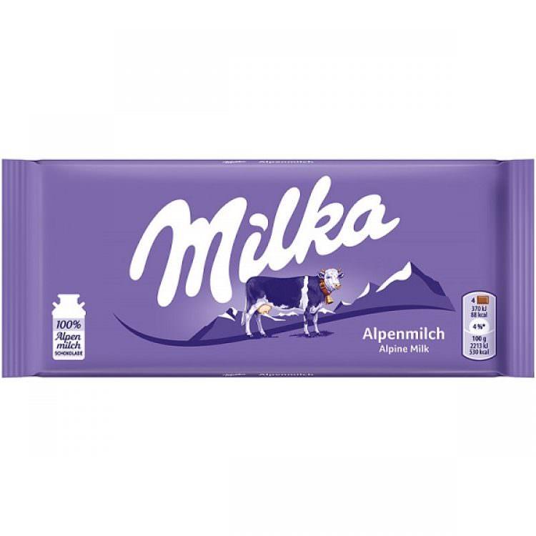 MILKA ALPINE 100g