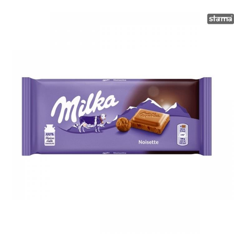MILKA NOISETTE 100g