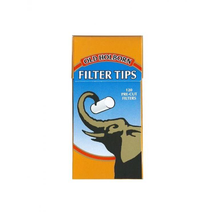 OLDHOLBORN FILTER TIPS 120