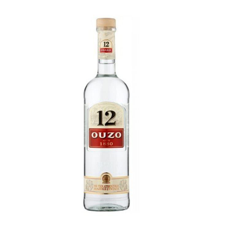 OUZO 12 0,7L