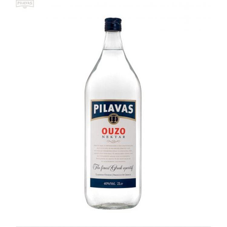 OUZO PILAVAS 2L