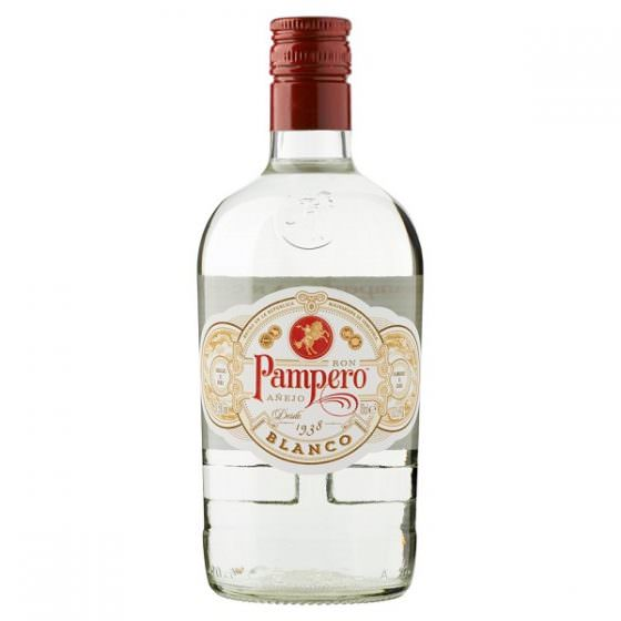 PAMPERO BLANCO RUM 0,7L