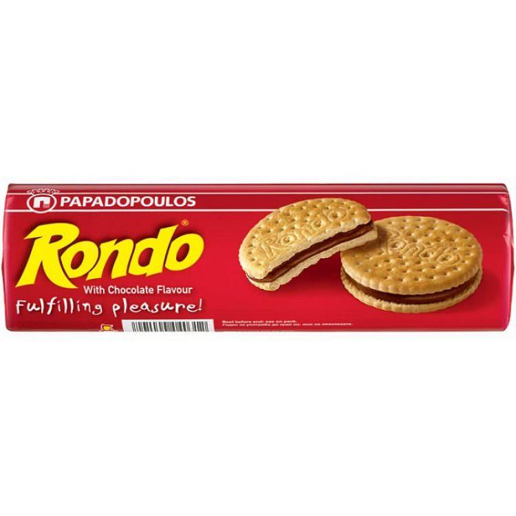 PAPADOPOULOU RONDO CHOCOLATE 250g