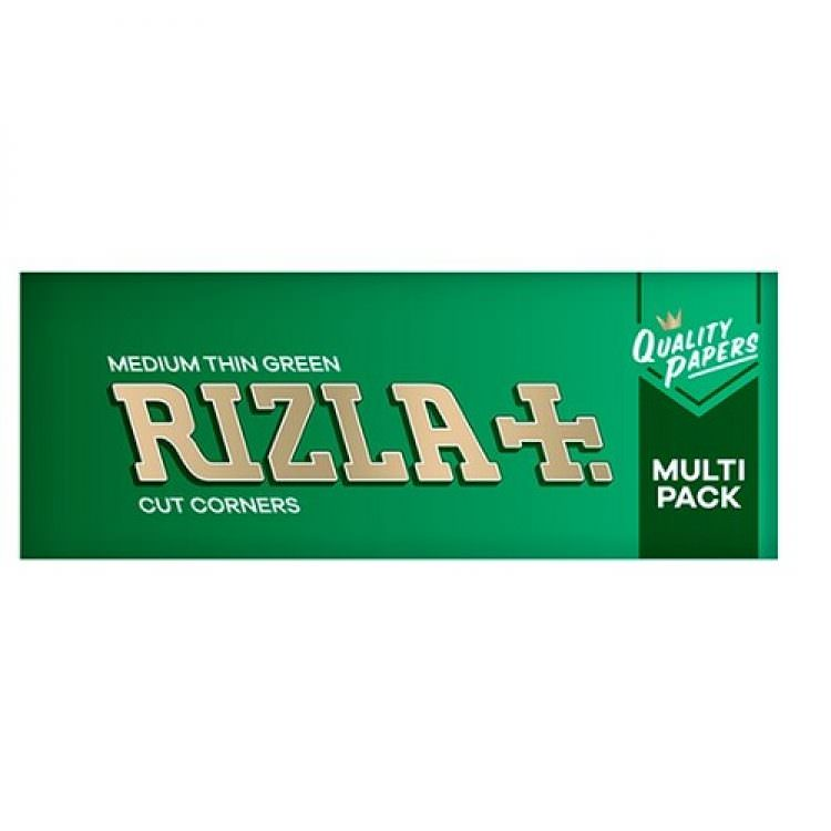 RIZZLA PAPERS GREEN