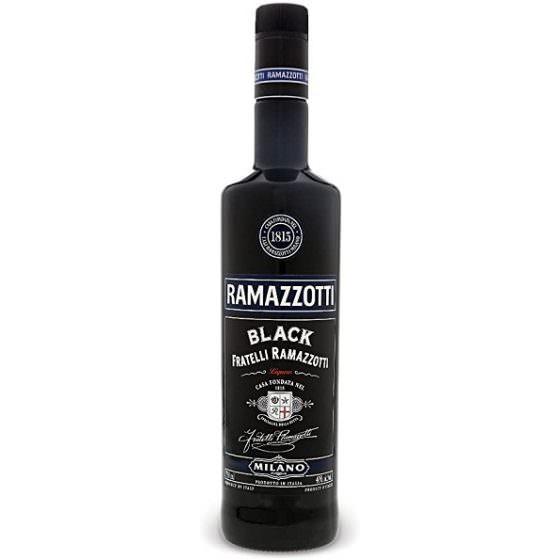 SAMBUCA RAMAZZOTI BLACK 0,7L