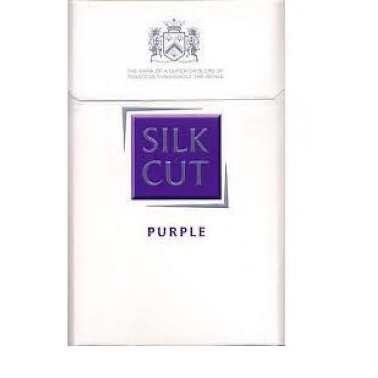 SILK CUT PURPLE