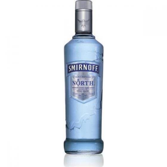 SMIRNOFF VODKA NORTH 0,7L