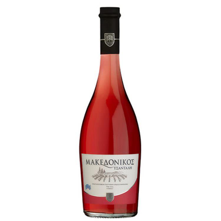 TSANTALIS MAKEDONIKOS ROSE DRY WINE 0,75L