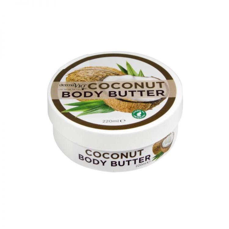 DERMA VIO COCONUT BODY BUTTER 220ml