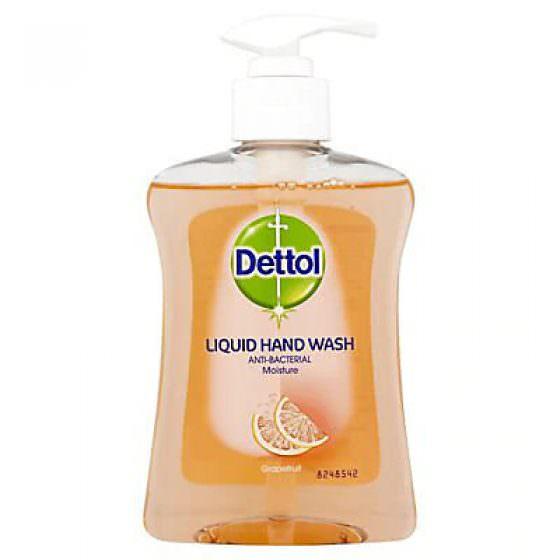 DETTOL HAND WASH GRAPEFRUIT 250ml