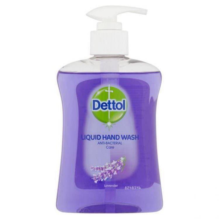 DETTOL HAND WASH LAVENDER 250ml