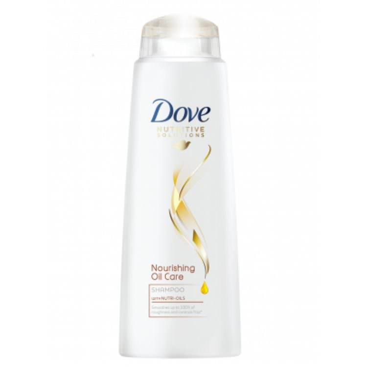 DOVE SHAMPOO FOR FRIZZY DRY HAIR 250ml