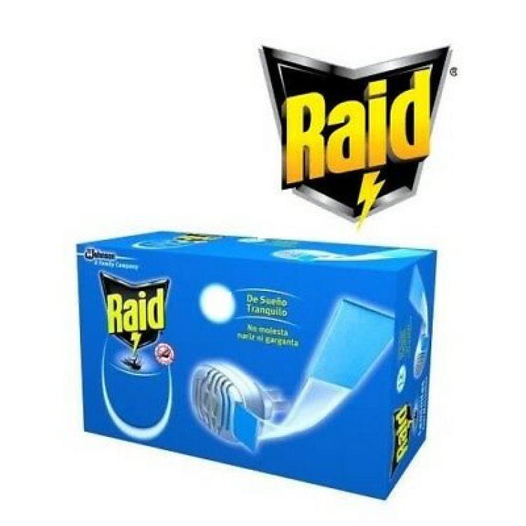 RAID INSECT REPELLENT TABLETS (10pcs)