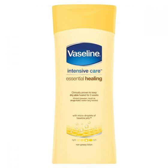 VASELINE INTESIVE CARE ESSENTIAL HEALING 200ml