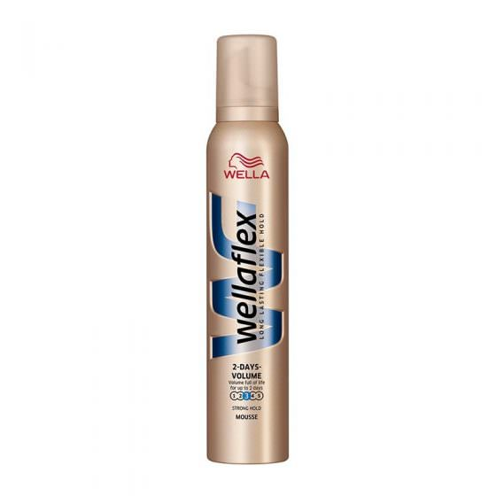 WELLA WELLAFLEX HAIR MOUSSE No3 200ml