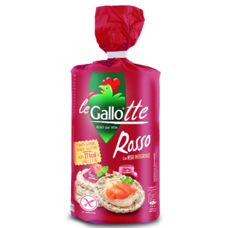 GALLOTTE ROSSO INTEGRALE 100G
