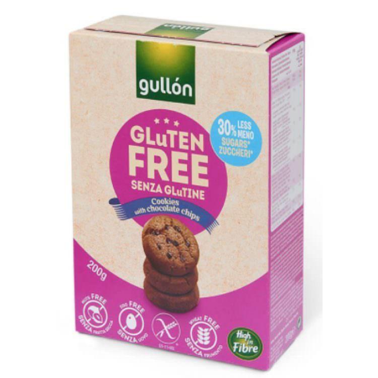 GULLON BISCUITES GLUTEN FREE 200G