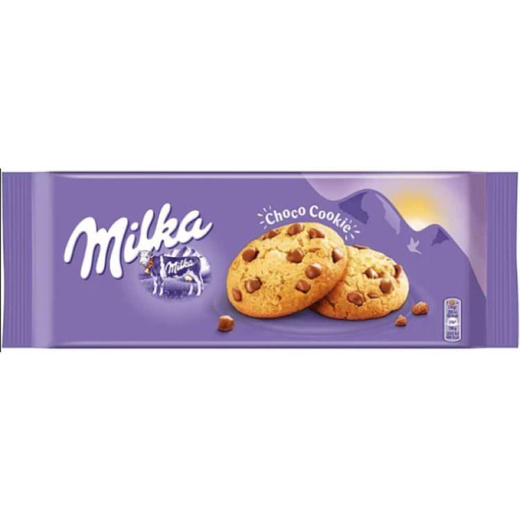 MILKA COOKIE & CHOCO 135G