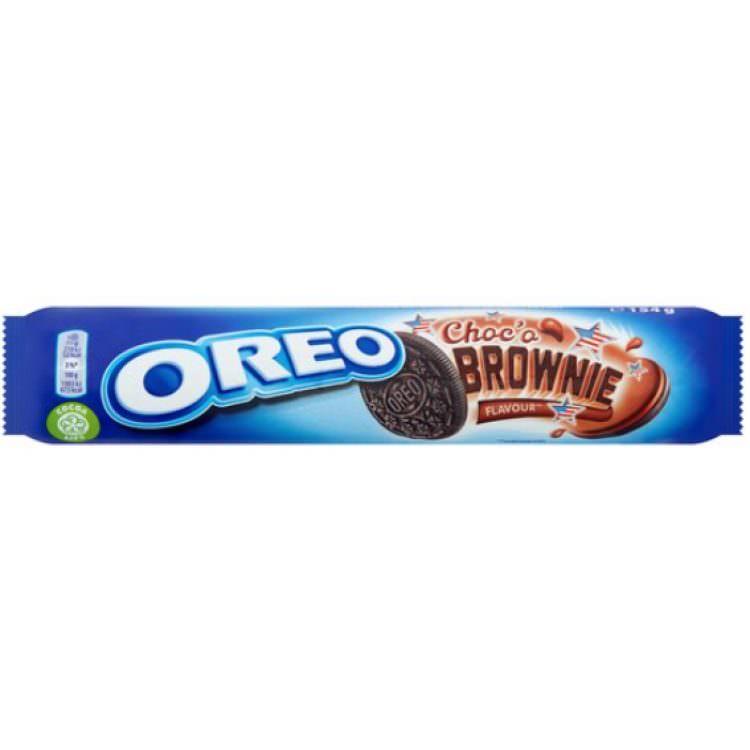 OREO BROWNIES 154G