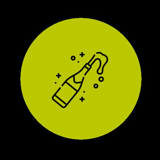 CHAMPAGNE-SPARKLING WINE-PROSECCO