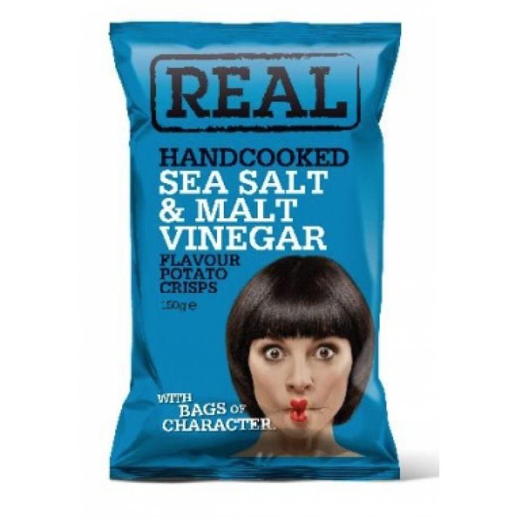 SEA SALT & MALT VINEGAR