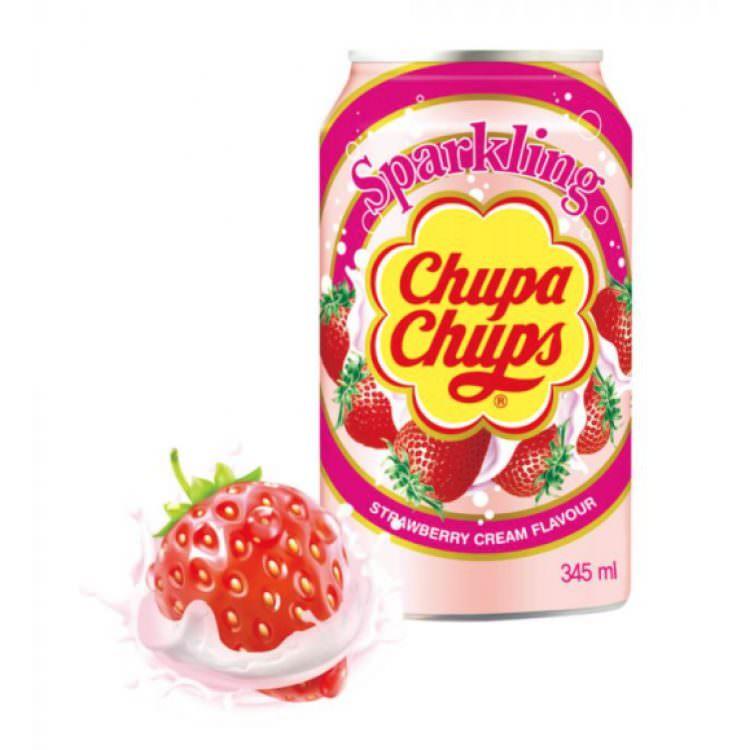 CHUPA STRAWBERRY
